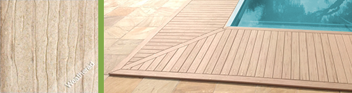 new envirodeck ocean coral composite decking