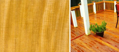 Wood garape