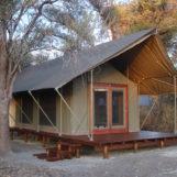 Pepe Bush Camp Builders - Khaudum Camp